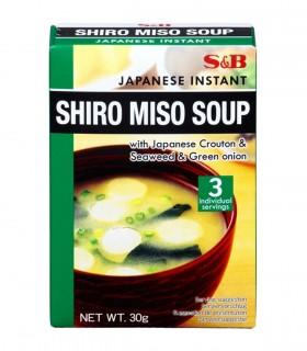Zuppa di Miso Shiro - S&B 3 Porzioni