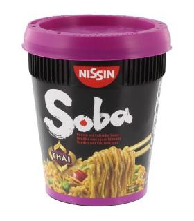 Nissin Cup Soba con Salsa Thai - 88g