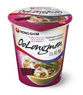 Nongshim Oolongmen Cup Noodles Gusto Pollo - 75g