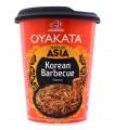 Oyakata Cup Korean Barbecue Noodle - 93g