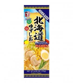 Ramen Noodles Hokkaido allo Yuzushio - ITSUKI 2 Porzioni