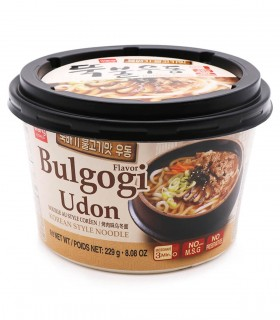 Udon Bowl Coreani al Bulgogi - Wang 229g