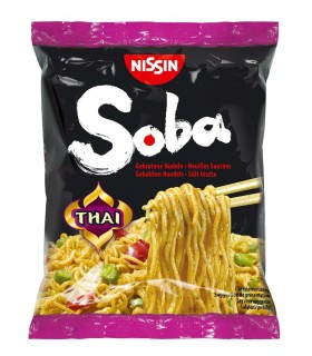 Nissin Soba con Salsa Thai - 109g