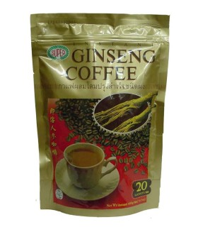 Ginseng Coffee Monodose - Super 20pz