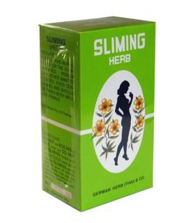 Sliming Herb - Dimagrimento tea alle erbe - 50 bustine