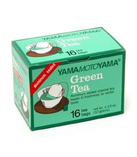 Sencha Te Giapponese YAMAMOTOYAMA 16 Filtri