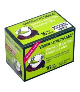 Genmaicha Te Giapponese - YAMAMOTOYAMA 16 Filtri