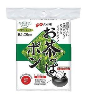 Filtri in Cotone per Te Infusi e Tisane Giapponese 60 Filtri