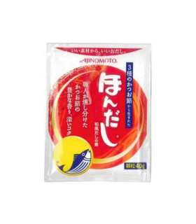 Hon Dashi - Preparato Granulare Per Brodo Dashi - Ajinomoto 40 g