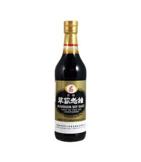 Salsa di soia Aromatizzata ai Funghi -  Camill500ml