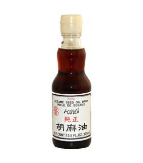 Olio di Sesamo Puro Scuro Giapponese -  Kuki 340ml