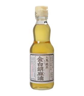 Olio di Sesamo Chiaro Giapponese -  Kuki 170ml