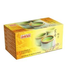 Te' Verde Jasmine In Bustina (20 Bustine) Gold Kili