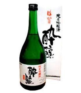Suigei Junmai Ginjo Ginrei Sake Giapponese 500ML