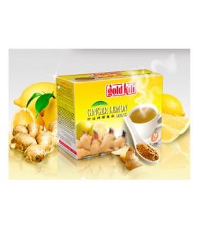 Bevanda allo Zenzero con Miele e Limone - Gold Kili 10 Bustine