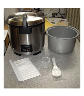 Cuoci Riso per Ristorante - Rice Cooker Tiger JNO B360