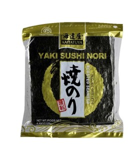 Alghe Sushi Nori KAITATUYA  50 Fogli
