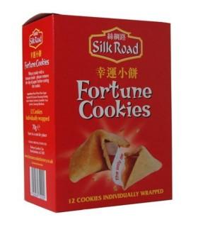 Biscotti della Fortuna - Silk Road 12 pezzi