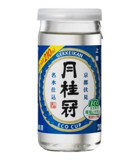 Sake Gekkeikan Kasen Eco Cup - 210ml