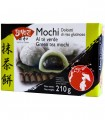 Mochi Dolce Giapponese Gusto Matcha Tea Verde - Biyori 210g