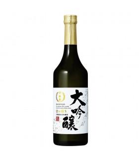 Sake Giapponese Daiginjo - Gekkeikan 720 ml