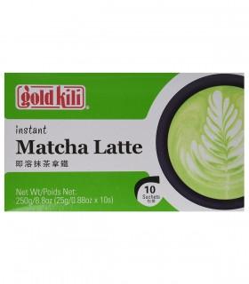 Bevanda Calda Istantaneo Matcha Latte - Gold Kili 10 Bustine