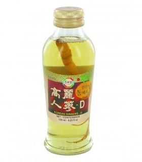 Ginseng-D Bevanda analcolica al Ginseng Coreano - Surasang 120ml