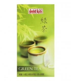 Te verde in bustina - Gold Kili Green Tea Bag 20 filri