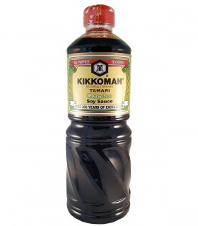 Salsa di soia Glutine free - Kikkoman 1 Litro
