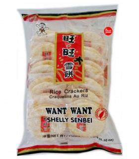 Cracker di Riso Senbei gusto classico - Want Want 150g