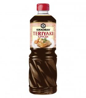 Salsa Teriyaki Densa Ginger - Kikkoman 975 ml