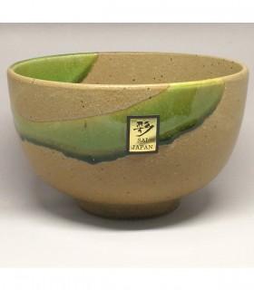 Ciotola da Udon Ceramica Marrone Chiaro  Giapponese -  Stile Fusion Dimensione Media