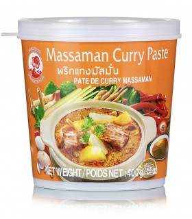 Massaman Curry Pasta - Cock Brand 400g