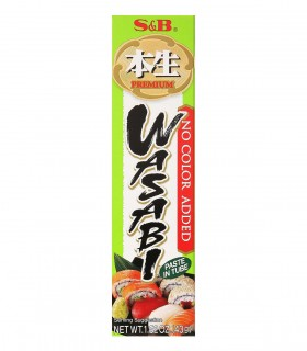 Salsa wasabi Premium in tubo senza glutine 43 gr