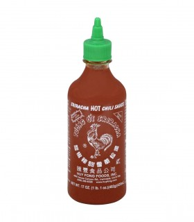 Sriracha Salsa Piccante Tailandese - Huy Fong Foods 482g