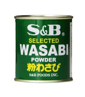 Wasabi in Polvere S&B 30g