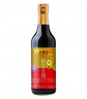 Salsa di Soia Chiara Premium Light Soy Sauce - Lee Kum Kee 500ml
