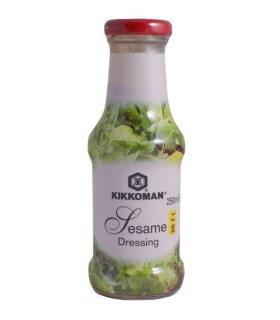 Salsa per insalata gusto Sesamo da Kikkoman 250ml
