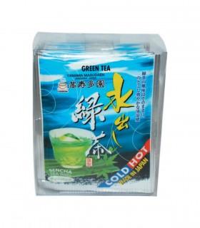 Te Verde in Bustine Caldo e Freddo - Yamama Gree Tea 10 Bustine
