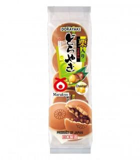 Dorayaki con Castagne - Marukyo 5 pz